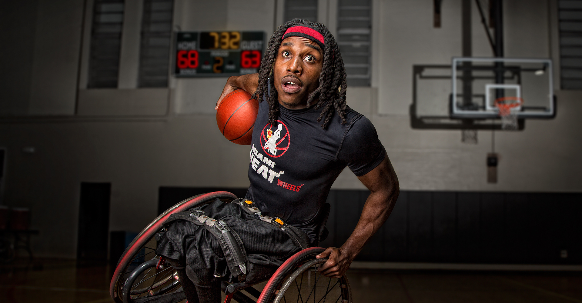 Jeremie Phenom Thomas Wheelchair Rapper