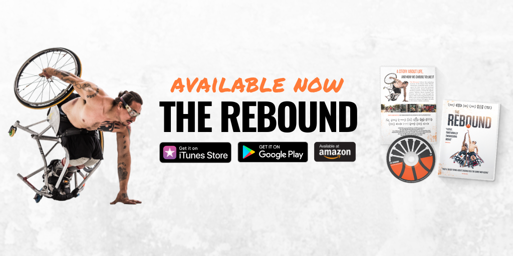 The Rebound Wheelchair Basketball Documentary is Available now
