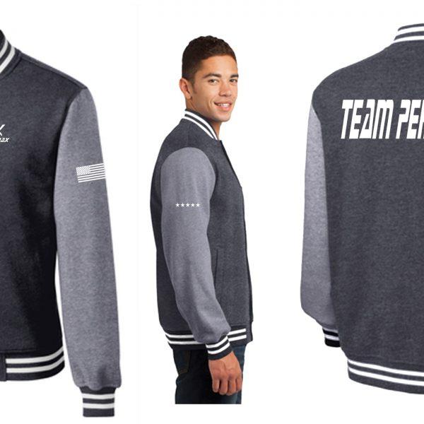 PER4MAX Letterman Jacket
