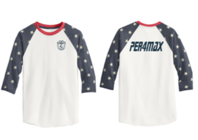 Limited Edition P4X American Flag Shirt
