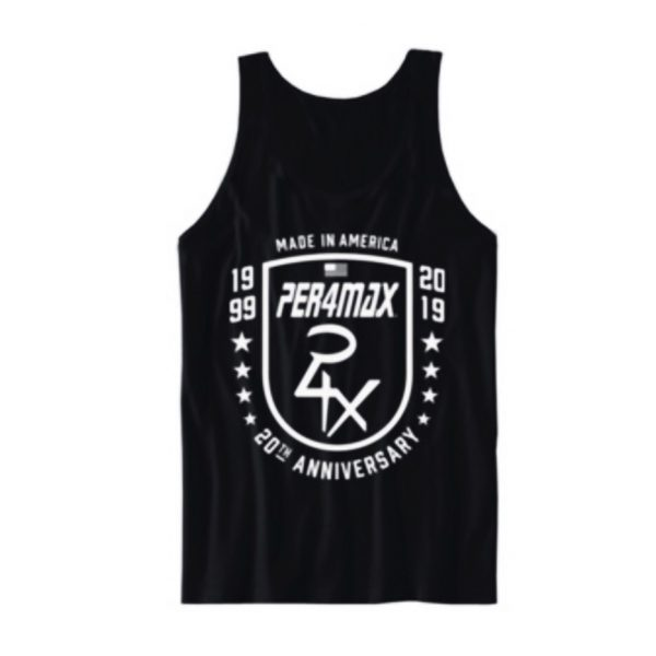 20TH ANNIVERSARY TANK (BLACK)