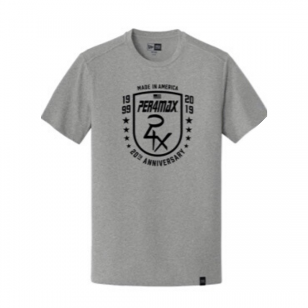 GRAPHITE 20TH SHIRT