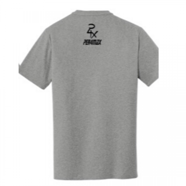 GRAPHITE 20TH SHIRT - BACK