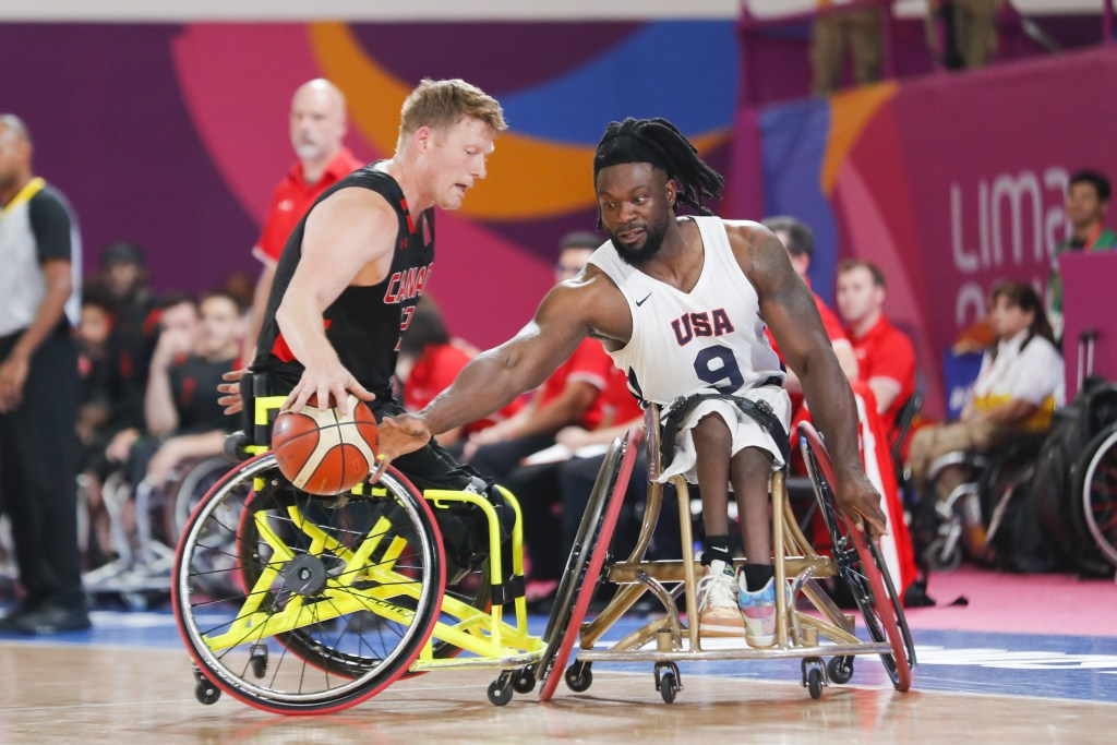 IWBF NEWS: GOLD FOR USA AT THE LIMA 2019 PARAPAN AMERICAN GAMESP4X 20 YEAR ANNIVERSARY20% OFF CODE: P4X20YRS