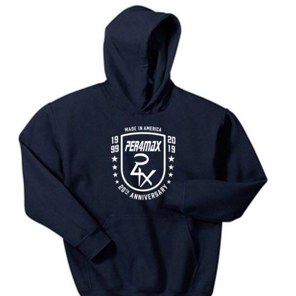 p4x 20th hoodie